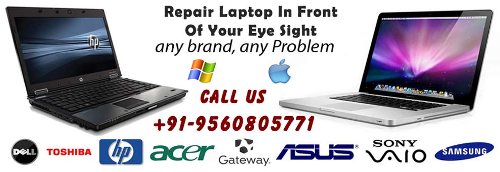 Laptop Repair In Shastri Nagar
