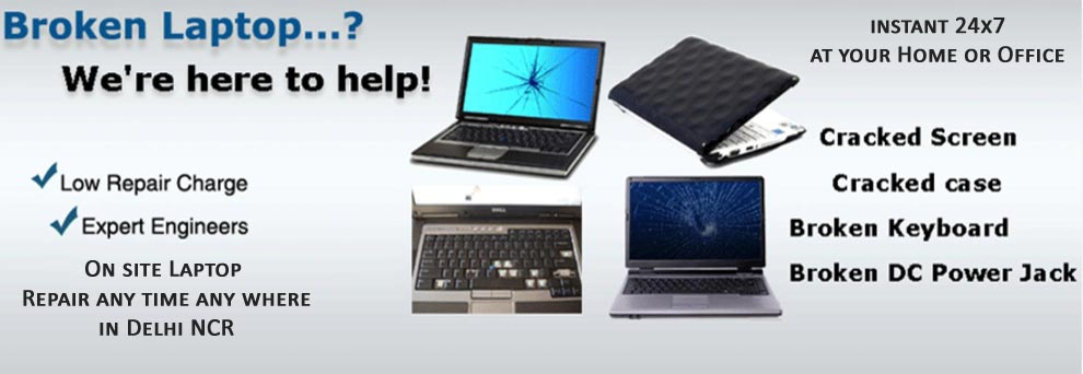 HP Laptop Repair Serivce Center Delhi Noida Gurgaon Vaishali Indirapuram